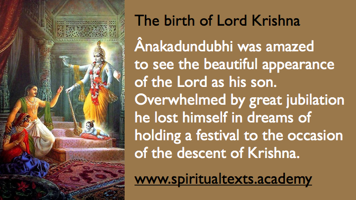 Lord Krishna Birth